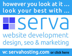 serva design & marketing-servahosting